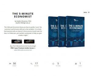 "Book ""5-Minute Economist"""